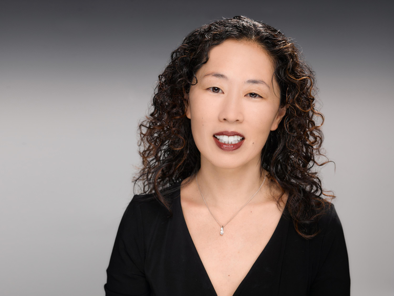Studio portraits for Anne Kim